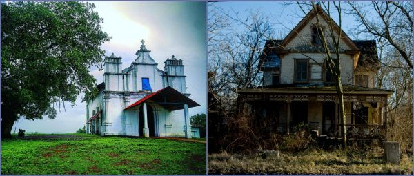 Goa's 12 Most Haunted Places... Would You Dare To Visit These On Your Next Trip?