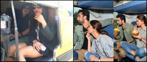 Bhaiya Chaloge?  9 Bollywood Celebs Who've Been Spotted Using Public Transport
