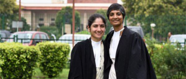 Supreme Court Lawyers Behind The Historic Section 377 Verdict Come Out As A Couple