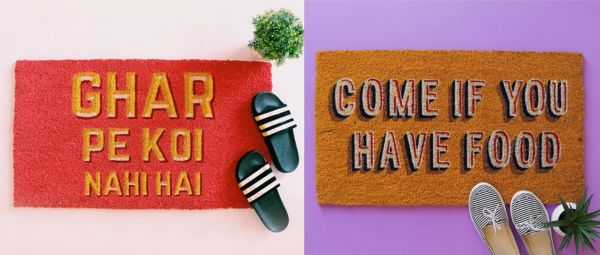 Welcome Home: 10 Doormats With The *Cutest* Messages To Set The Vibe Just Right