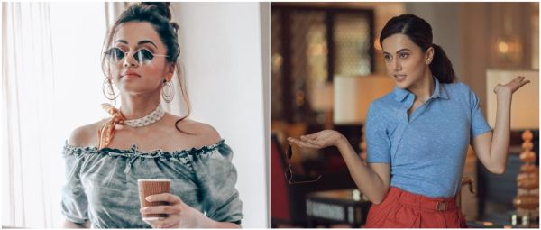 BURN! Taapsee Pannu Replies To Rangoli's 'Sasti Copy' Comment & It Was Just As We Expected