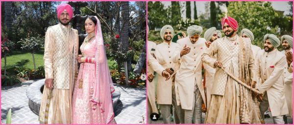 #ShaadiSquad: This Family Coordinated Their Wedding Outfits To *Perfection*
