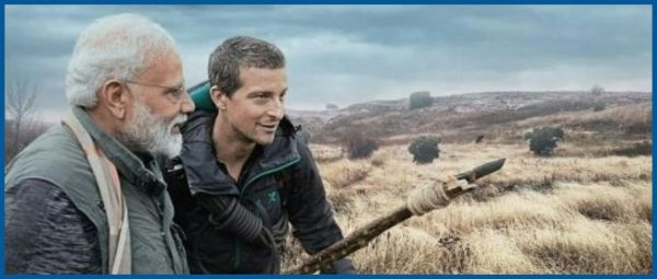 After Barack Obama, PM Narendra Modi To Feature In Bear Grylls's Man Vs Wild