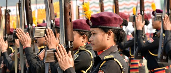 For The First Time In History, Indian Army To Recruit Women In Military Police