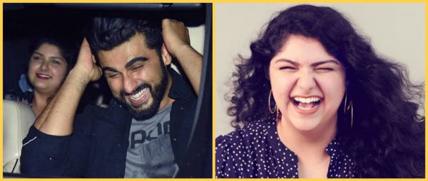 Arjun Kapoor's Wish To Sister Anshula For Her New Venture Is The Sweetest!