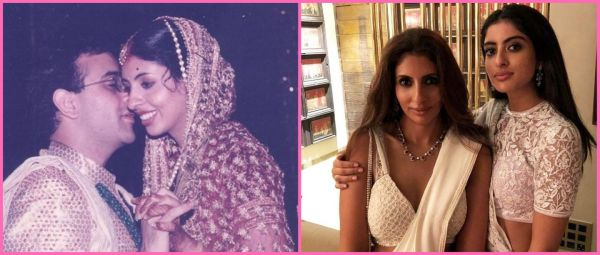 Shweta Bachchan's Resemblance To Daughter Navya Is Uncanny In These Unseen Wedding Photos