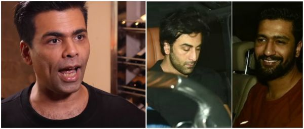 I'm Not Stupid: Karan Johar Reacts Furiously To Allegations Of 'Drug Party' Claims