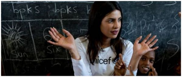 The UN Refuses To Fire Priyanka Chopra As Goodwill Ambassador On Pakistan's Request