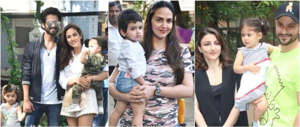 Misha & Zain Kapoor's Combined Birthday Bash: Here All The Cutesy Pictures You Need To See