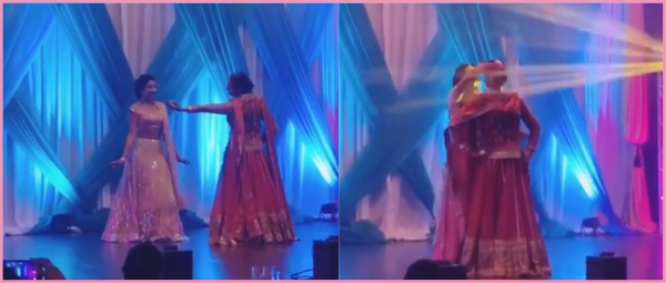 Awwdorable: Canadian Bride Dances With Mom On Her Sangeet, Sets The Stage On Fire