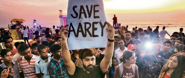 Supreme Court Stops Felling Of Trees In Aarey, Celebs, Activists Feel It Might Be Too Late