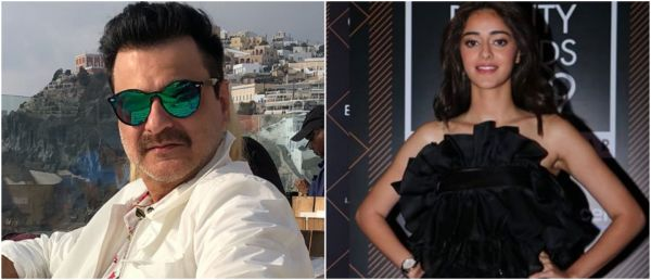 The Dress Is Going To Fall: Sanjay Kapoor's Comment On Ananya Panday's Post Gets Trolled