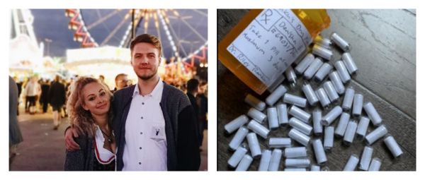 Boyfriend Of The Year? Man Gifts 'Love Pills' To GF With Anxiety & We Can't Stop Gushing