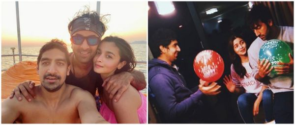 Alia Or Ayan? We Can't Tell Who's The Third Wheel In These 7 Pictures With Ranbir Kapoor