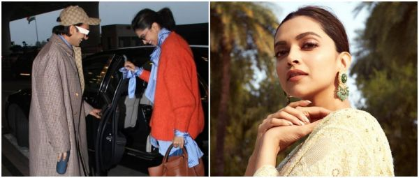 From Airport Cake To Chhapaak Promotions: Here's How DP Celebrated Her 34th Birthday