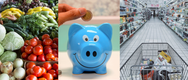 10 Simple Ways To Cut Down On Your Food Budget And Still Eat Good!