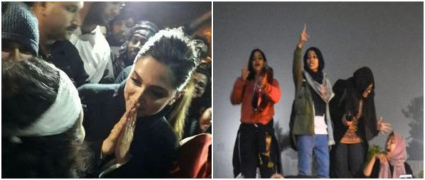 Not Just Deepika Padukone, Many Women Stand Defiantly At The Forefront Of Ongoing Protests