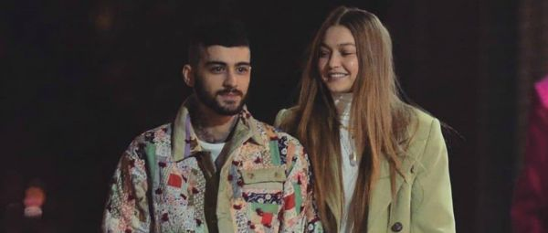 Back Together! Gigi Hadid & Zayn Malik Look Loved-Up As They Twin All Over Town