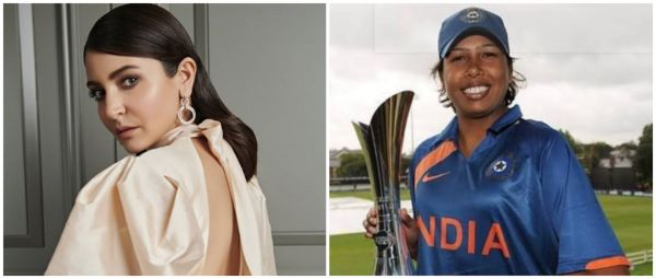 After Taapsee Pannu, Anushka Sharma To Play A Woman Cricketer In A Biopic