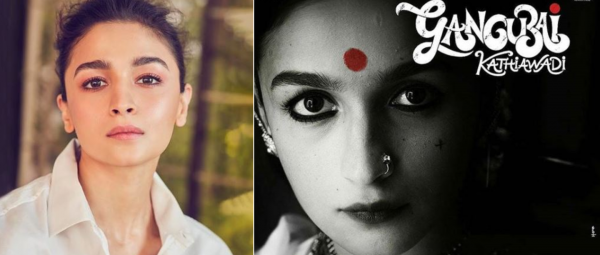The First Look Of Alia Bhatt's Gangubai Kathiawadi Is Out & We Cannot Stop Looking At Her!