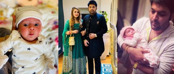 Nazar Na Lage: First Pictures of Kapil Sharma's Daughter Are Here & She Is Adorable!