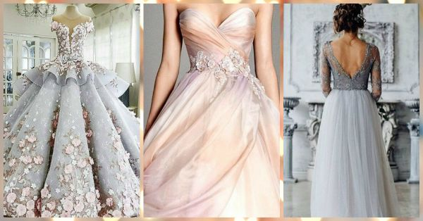 10 Colours For The Christian Bride's Wedding Gown (Not White!)