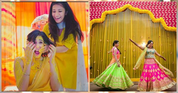 7 Super Cute Pics You MUST Get With Your Sister At Her Shaadi!