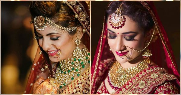 Your Guide To Delhi's BEST Bridal Makeup Artists (& Other Deets)
