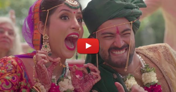 This Wedding Video Of The *Happiest* Bride & Groom Is Beautiful!