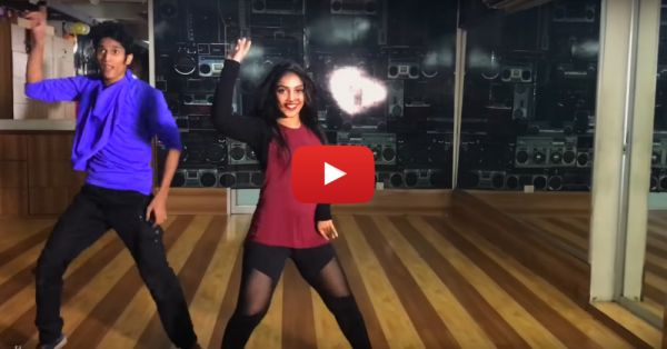 This Couple-Dance On 'Shape Of You' Is Just. So. AWESOME!