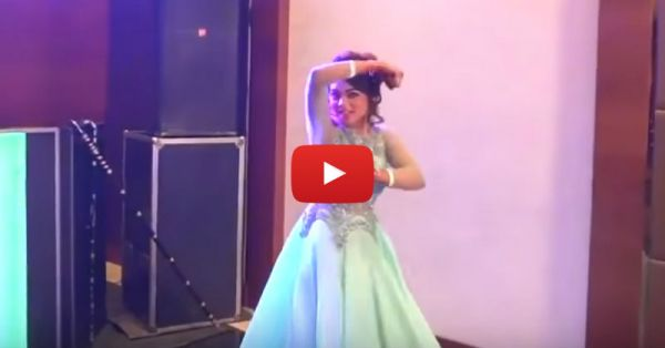 This Bride's Dance On 'Nai Jaana' Is Just Too Cute To Miss!