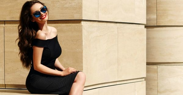 15 Black Dresses That Are *Perfect* - Even For Hot Summer Days!