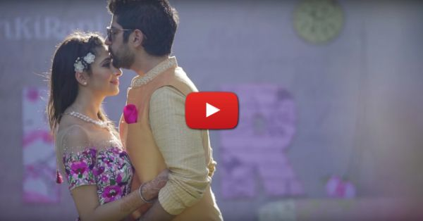 A Couple *Jisse Nazar Na Lage* - This Wedding Video Is Beautiful!