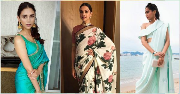 11 Stunning Sarees To Inspire Your Next 'Desi Girl' Look!