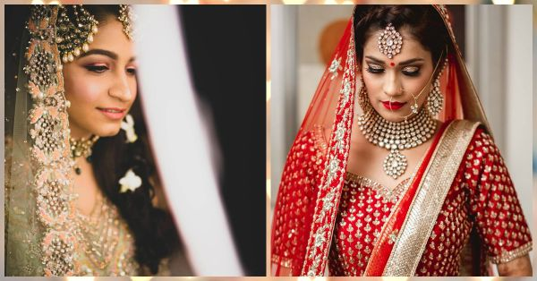 10 Real Brides Who Had The Most *Stunning* Wedding Makeup!