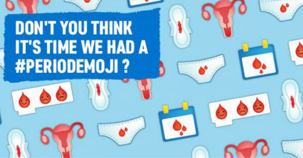 What We've ALL Been Waiting For… #PeriodEmoji Is Almost Here!
