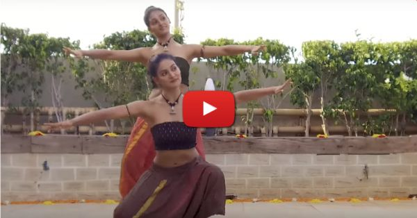 Mukti & Shakti's Indian Dance On 'Shape Of You' Is Breathtaking!