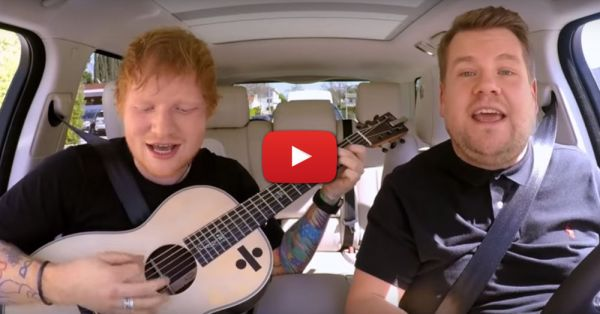 Ed Sheeran Sings His BEST Songs In This Carpool Karaoke Video!
