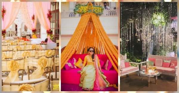 Getting married soon? Take some cues from these fab wedding decor ideas