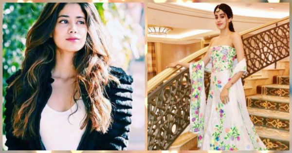 7 Times Jhanvi Kapoor Proved She's The Most *Stylish* Star Kid