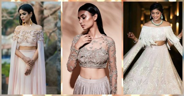 10 *New* Blouse Designs For The Stylish Bride-To-Be!