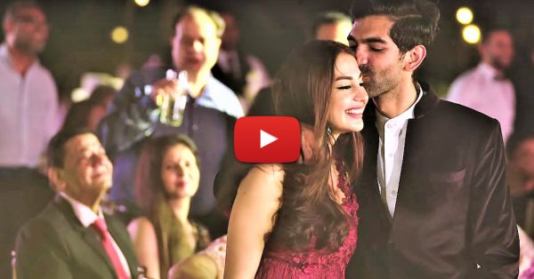 The Cutest & Mushiest 'Love At First Sight' Wedding Video EVER!
